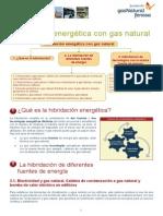 Hibridación Energética Con Gas Natural