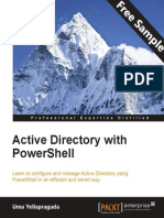 9781782175995_Active_Directory_with_PowerShell_Sample_Chapter
