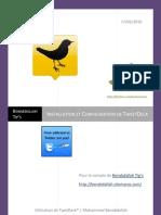 Installation et  configuration de TweetDeck®