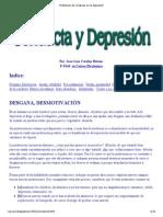 Problemas de Conducta en La Depresión