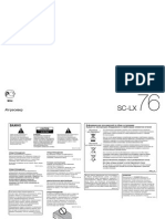 SC-LX76 Manual RUpdf