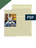 Cara Berlatih Manual Karate