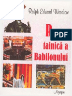 Religia Tainica a Babilonului