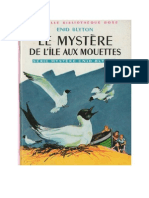 Blyton Enid Série Aventure 1 Le mystère de l'ile aux mouettes 1944 The Island of Adventure.doc