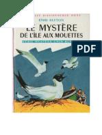 Blyton Enid Série Aventure 1 Le mystère de l'ile aux mouettes et L'Ile de la nuit.doc