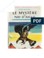 Blyton Enid Série Aventure 2 Le mystère du nid d'aigle 1946 The Castle of Adventure.doc