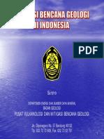 Mitigasi Bencana Geologi Di Indonesia