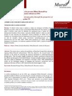 A análise da política externa do governo Dilma Rousseff na perspectiva dos pronunciamentos oficiais na ONU