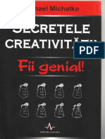 Secretele Creativitatii - Michael Michalko
