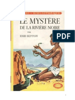 Blyton Enid Série Aventure 8 Le mystère de la rivière noire (différent) 1955 The River of Adventure.doc