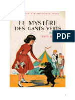Blyton Enid Série Mystère 2 Le mystère des gants verts 1950 Barney The Rilloby fair Mystery.doc