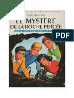 Blyton Enid Série Mystère 4 Le mystère de la roche percée 1952 Barney Rubadub Mystery.doc