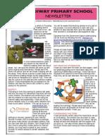 Newsletter 16 210115