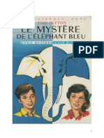 Blyton Enid Série Mystère Cirque 1 Le mystère de l'éléphant bleu 1938 Mr Galliano Circus.doc