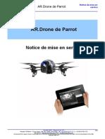notice-de-mise-en-service-sae-ar drone