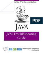 Java JVM Troubleshooting Guide