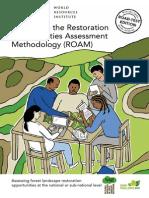 Restoration Opportunity Assessment Handbook