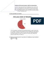 Questionnaire About Music Analysis