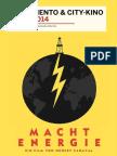 Programmzeitung Moviemento & City-Kino Maerz 2014