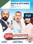 Programmzeitung Moviemento & City-Kino April 2014