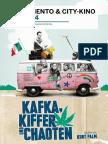 Programmzeitung Moviemento & City-Kino Mai 2014