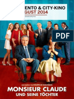 Programmzeitung Moviemento & City-Kino August 2014
