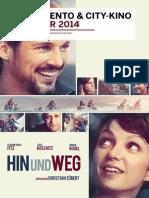 Programmzeitung Moviemento & City-Kino Oktober 2014