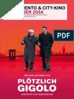 Programmzeitung Moviemento & City-Kino November 2014