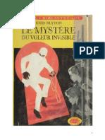Blyton Enid Série Mystère Détectives 8 Le mystère du voleur invisible 1950 The Mystery of the Invisible Thief.doc