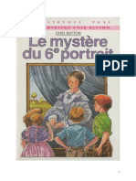 Blyton Enid Série Mystère Divers 7 Le mystère du sixième portrait 1954 The adventure of the secret necklace.doc