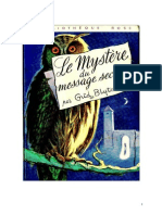 Blyton Enid Série Mystère Divers 8 Le mystère du message secret 1960 The Mystery that never was.doc