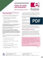 Critical Path Management Brief_Critical Path.pdf