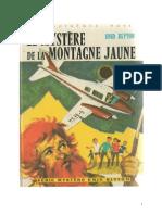 Blyton Enid Série Mystère Secret 3 Le mystère de la montagne jaune 1941The Secret mountain.doc
