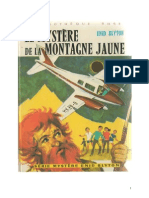 Blyton Enid Série Mystère Secret 3 Le mystère de la montagne jaune 1941The Secret mountain.doc