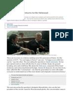 Claude Lanzmann Returns to the Holocaust
