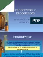 5. ERGOGENICOS