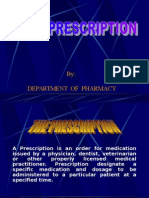 26. the Prescription