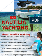 Bareboat Charters in Greece