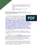 Ordonanţă de Urgenţă Nr 34-2006 Actualizata
