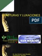 4 Fracturas Luxaciones 2009