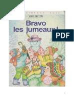 Blyton Enid Les jumeaux 1 Bravo les jumeaux!.doc