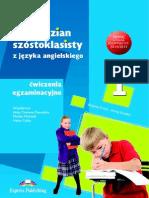 Sprawdzian szóstoklasisty z języka angielskiego Cz 1