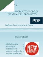 9 TEMA N° 09 Nuevo Producto y Ciclo de Vida