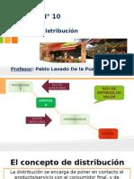 10 Tema N° 10 Plaza - Distribución