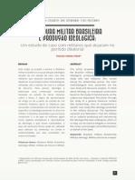 Ditadura Militar Brasiliera e Produção Ideológica