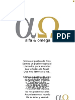 ALFA & OMEGA - Presentación.ppsx