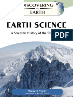Earth Science a Scientific History of the Solid Earth