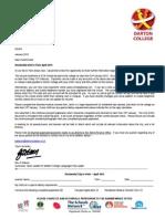 Letter for Paris Jan 2015