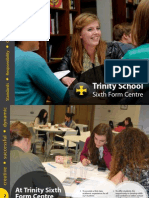 2015 Sixth Form Prospectus and Course Guide