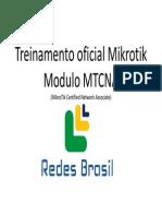 Apostila -MikroTik  MTCNA